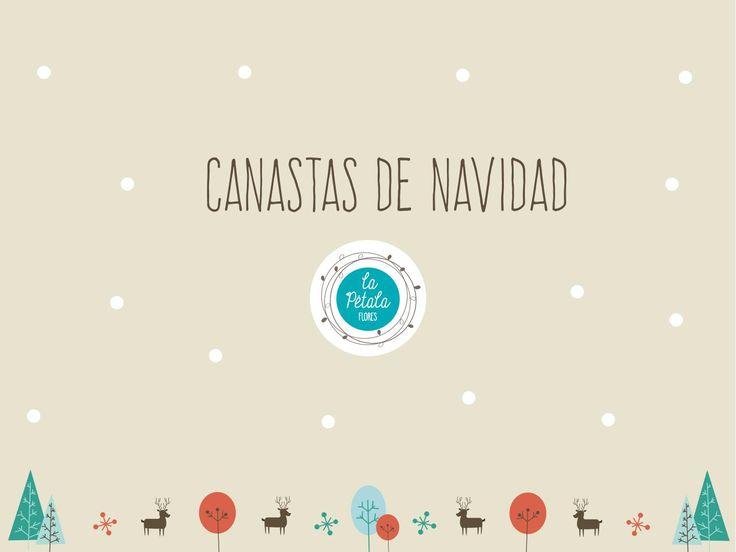 La Pétala. Canastas de Navidad 2016