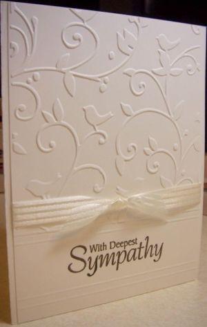 Sympathy Card                                                                                                                                                                                 More