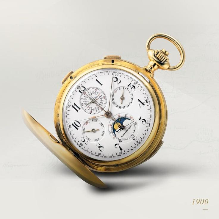 Audemars Piguet Reloj de bolsillo, Reloj y Reloj cucu