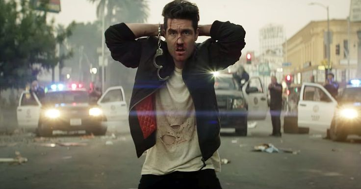"Bastille's new video for ""World Gone Mad"" features post-apocalyptic scenes from Netflix movie starring Will Smith, 'Bright.'"