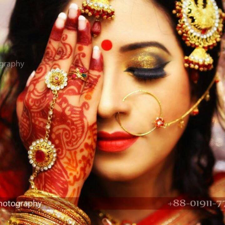 Mehndi Dulhan Makeup : The best images about dulhan on pinterest bridal