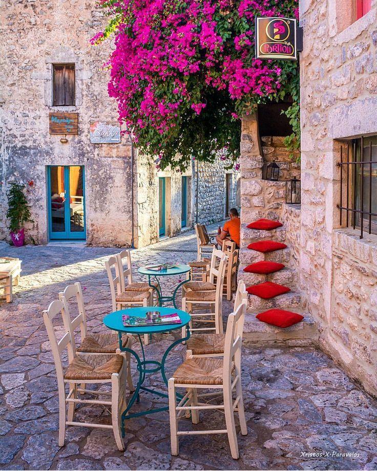 Areópoli - Laconia, Greece