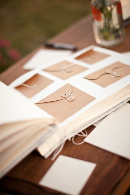 Organisation mariage : Un livre d'or Original - La Mariée en Colère Blog Mariage