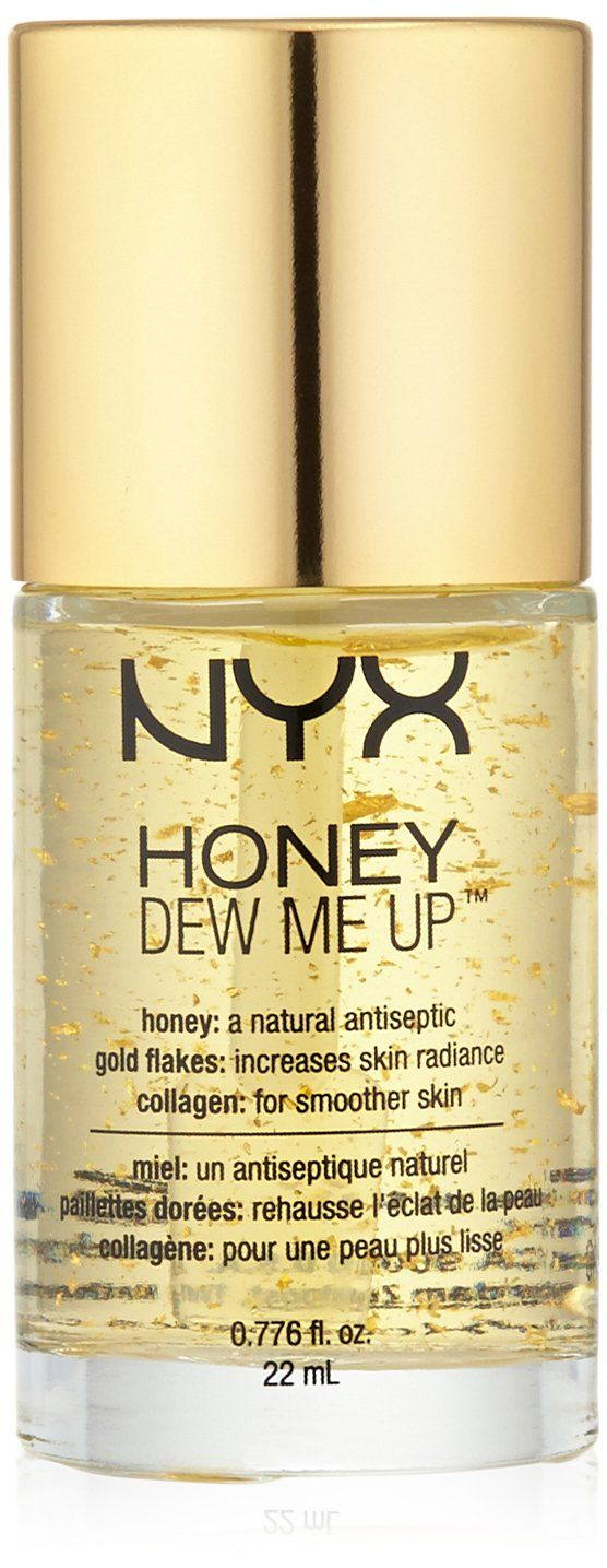 NYX Cosmetics Honey Dew Me Up Primer, 0.77 Ounce