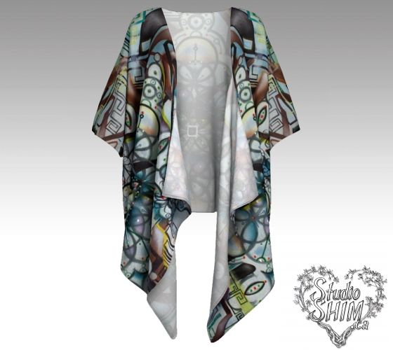 Made to order Draped Kimono, perfect for all occasions. – Studio Shim