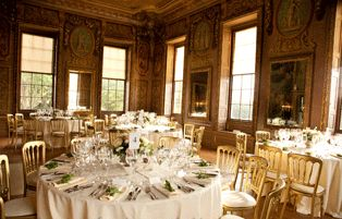 Dining in the Little Banqueting House