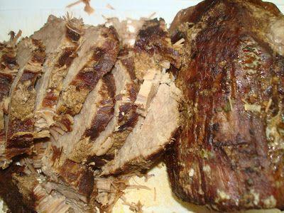 Doce Lar: Carne assada (com lagarto redondo)