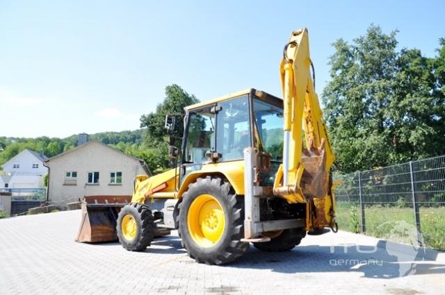 http://www.ito-germany.es/de-ocasion/excavadoras/retroexcavadora Retroexcavadora Usada Excavator Pelle  usado Fermec 760 Turbo #Retroexcavadora #Retroexcavadora_ruedas #Fermec #Fermec_760 #Maquinaria_construccion