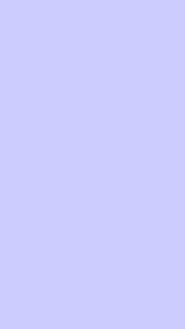640x1136 Lavender Blue Solid Color Background