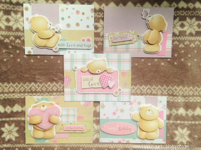 70 best forever friends cards images on pinterest forever friends hidden quirks docrafts kraft notes cards m4hsunfo