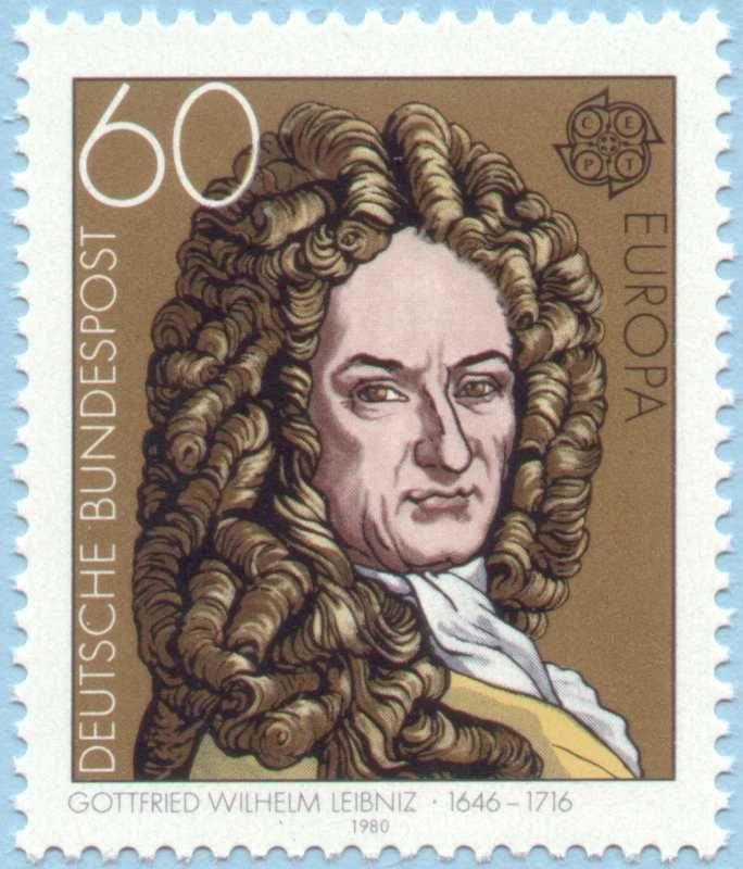 Kurzbiographie Gottfried Wilhelm Leibniz ~ Gott und die Welt