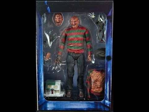 Electrified Porcupine - Toys, Collectibles, Action Figures, Music, WWE, and More!: Ultimate Nightmare on Elm Street 3 Freddy Krueger ...