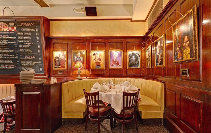 Tony's di Napoli Restaurant~Times Square
