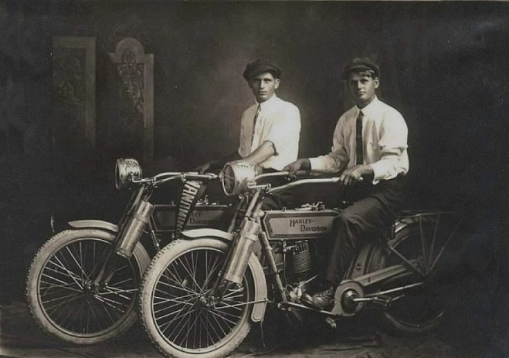 William Harley & Arthtur Davidson