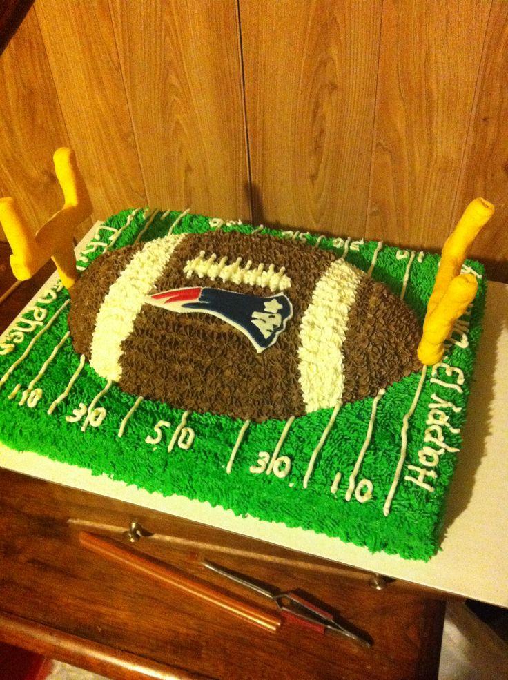 Cake Th American Football Fan
