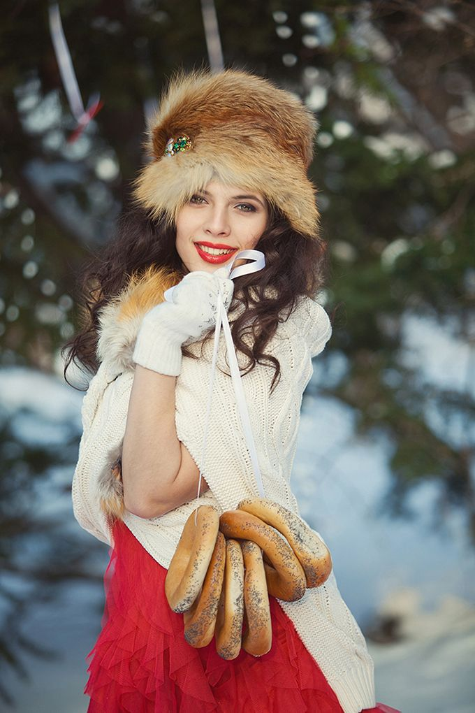 Russian winter inspiration | Tatyana Shovkovaya