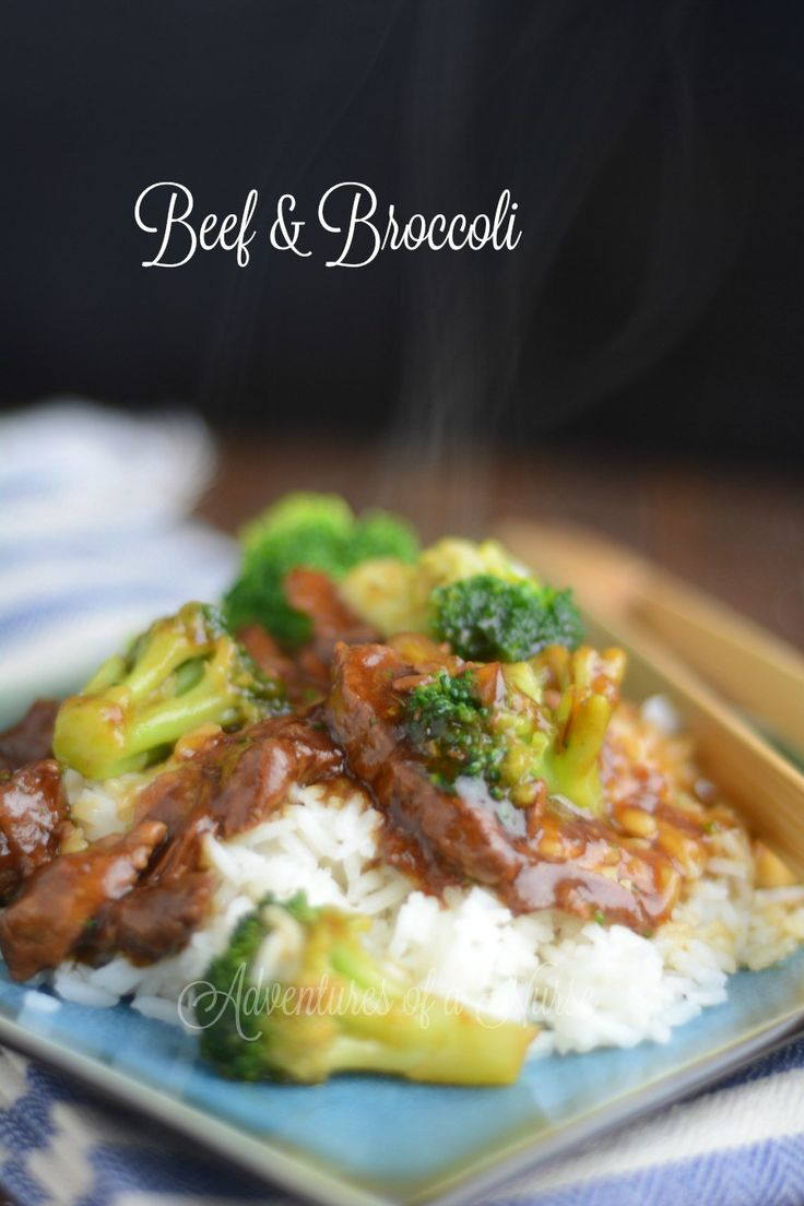 Better than take-out Beef and Broccoli    Used ribeye steak and even the kids loved it!!