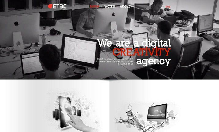 Website Of The Day 12 December 2013 Etec Minds by Etec Minds http://www.cssdesignawards.com/sites/etec-minds/24014
