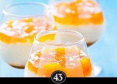 Glaasje cheescake - met licor 43 Puur Recepten - Licor 43