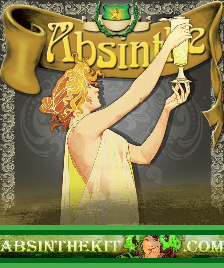 Absinthe Gold