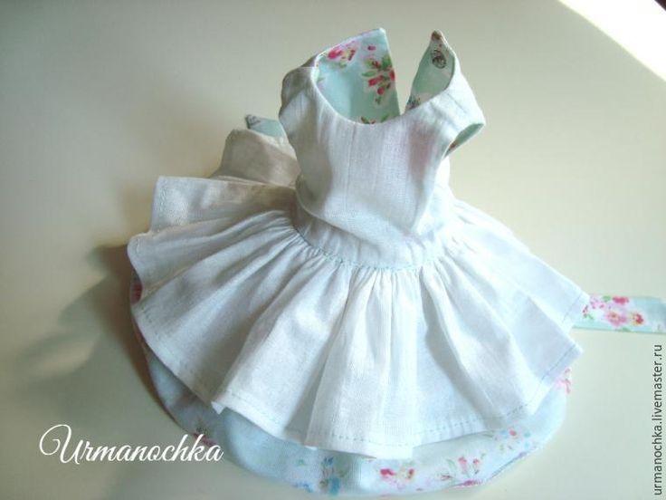 Шьём куклам платья мастер класс своими руками #2