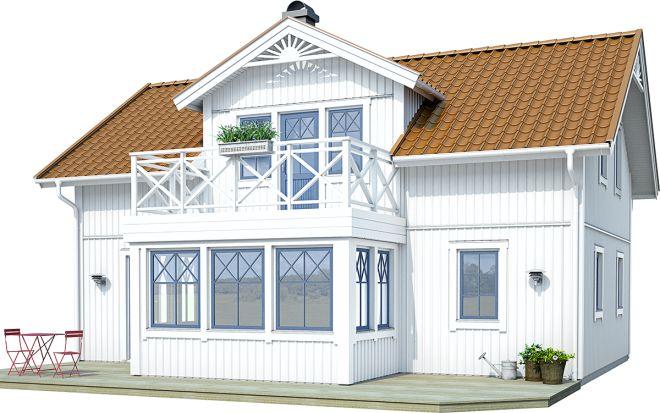 Bildresultat för bohuslän hus