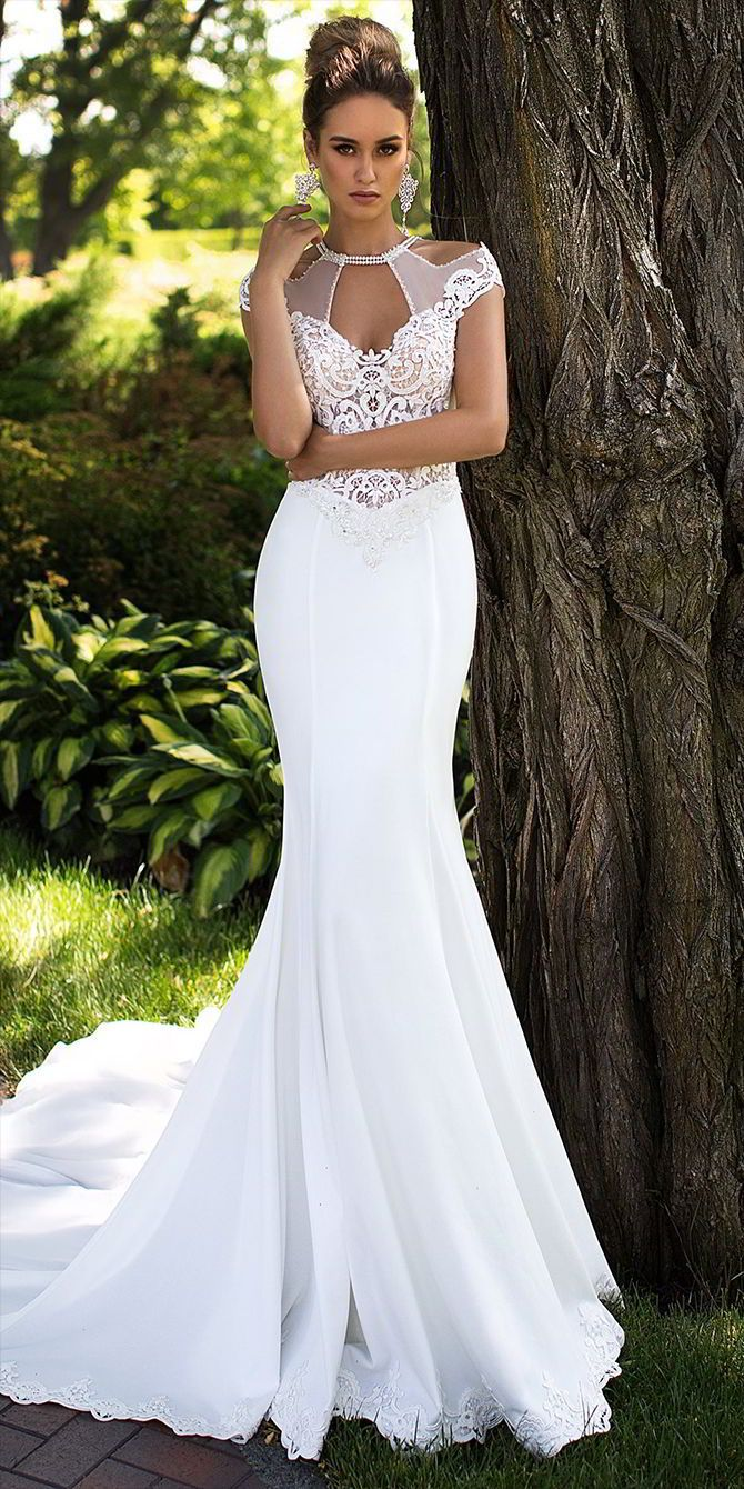 Best 25+ Revealing wedding dresses ideas on Pinterest ...