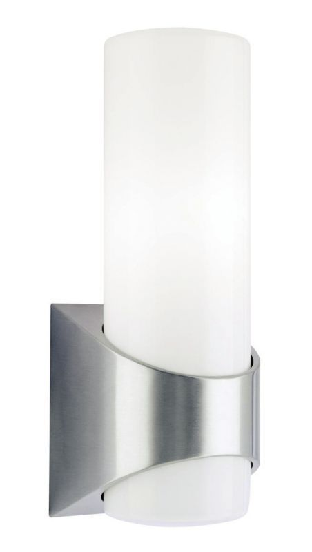 Brushed Aluminum 13 1/2-Inch-H Kichler Outdoor Wall Light -