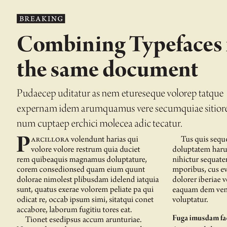 Eight Tips for Combining Typefaces | Inspire http://inspire.adobe.com/2013/12/1/eight_tips_for_combining_typefaces.html