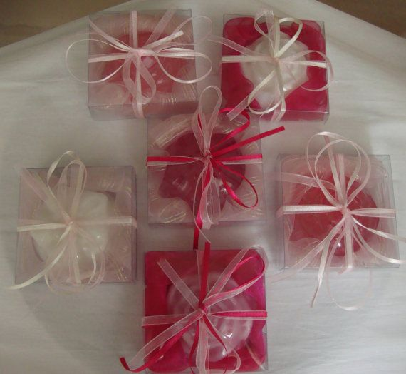Handmade Wedding Bomboniere - Unique Wedding Favor. A Thank You gift to guests from the bride and groom during/after the wedding ceremony or the wedding reception A gift that brings your unforgettable wedding a perfect ending!!!!! Can be combined with a relevant Scented Soap Cake.