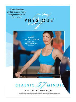 Physique 57: Express 30 Minute Full Body Workout