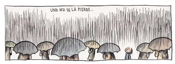 nostalgia    Liniers (Macanudo)