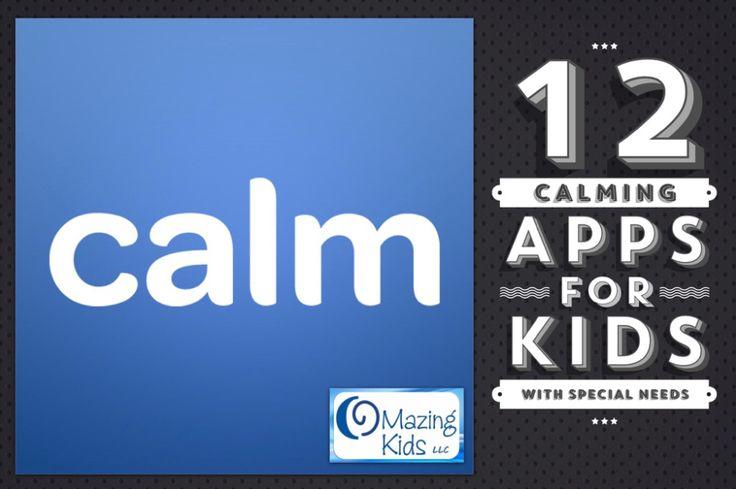 12 calming apps