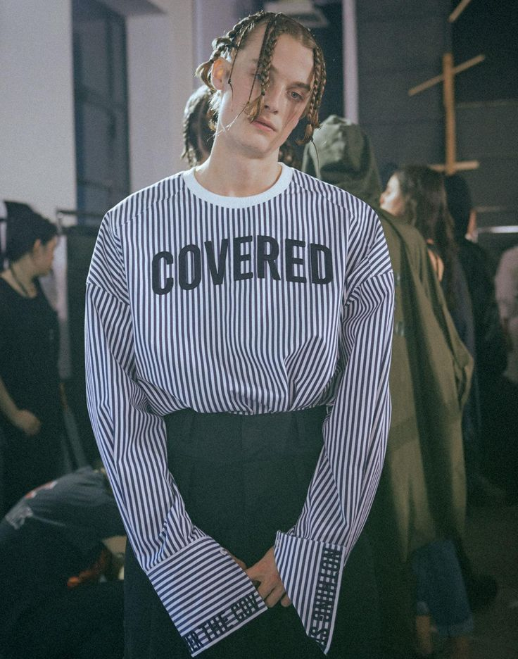 (un)covering juun.j spring/summer 17 | look | i-D