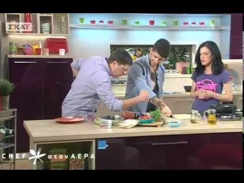 Chef στον αέρα - 25/03/2015