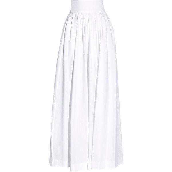 1000 ideas about white maxi skirts on mini