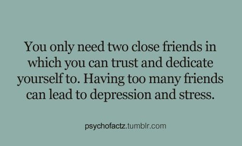 i actually only have two and i am sad a lot bc they arent the best of friends, like they judge me a lot but i love 'em and wouldnt trade them for the world!