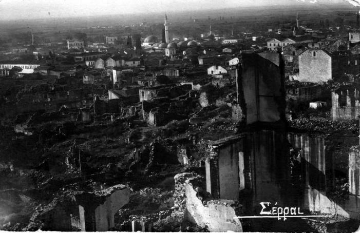 29 ΙΟΥΝΙΟΥ 1913: Ρεκβιεμ για τα Σέρρας που χάθηκαν