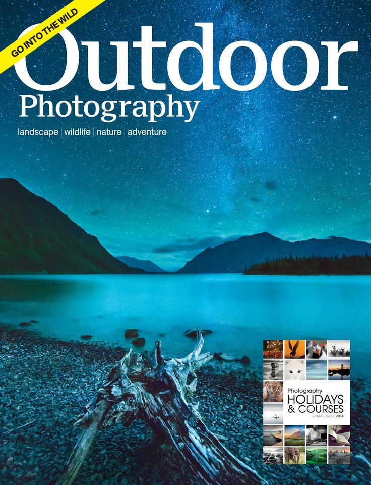 Outdoor Photography Magazine  Outdoor Photography's intriguing balance of features, tests, techniques, travel and environmental stories make it the most relevant magazine in the changing world of film and pixels.