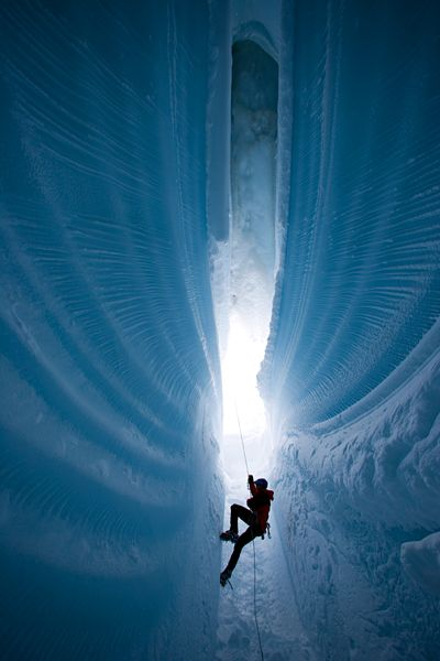 Ultimate Adventure Bucket List - Ice Climb Baffin Island, Greenland -- National Geographic