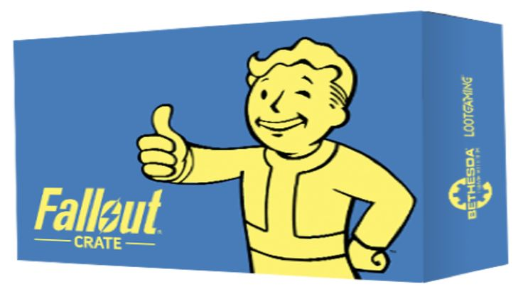 The Fallout Crate Has Returned http://www.creep-score.com/news/fallout-crate-back-pre-order-now/ #gamernews #gamer #gaming #games #Xbox #news #PS4