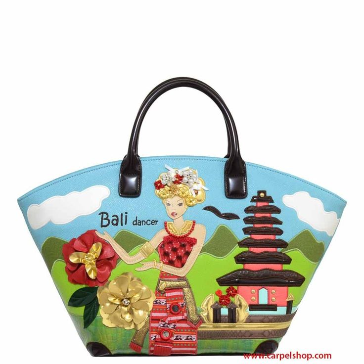 Nuova Collezione Primavera/Estate 2015: Cartolina Bali Dancer disponibile ora su Carpel Shop