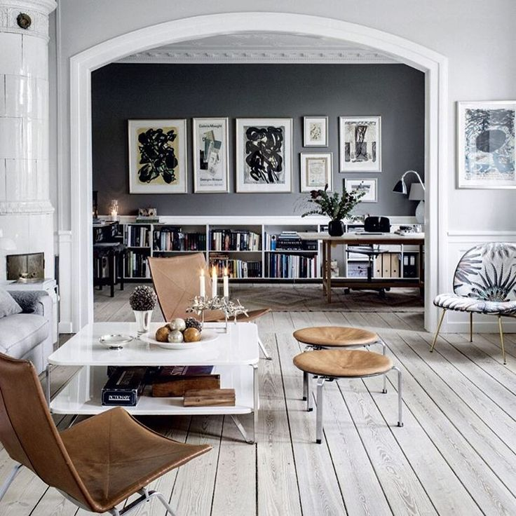 Danish Design at its best. The home of #CilleGrut, Photography by #ChrisTonnesen #FritzHansen #PK22 #PK33 #PoulKjaerholm #FunkChair #Gubi #Interior #Living