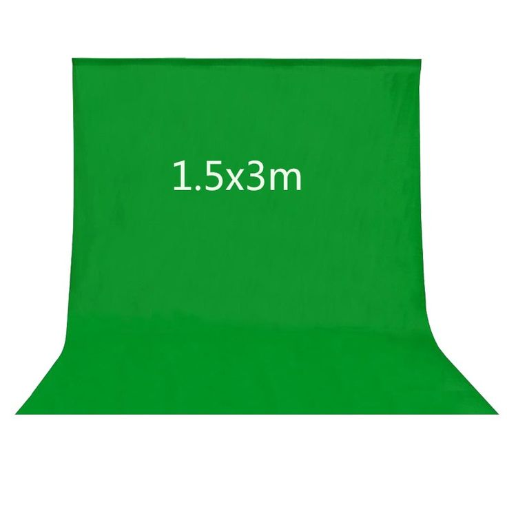 Cheap price US $10.12  Photography studio Green Screen Chroma key 1.5 x 3M  4.9X9.8ft Background Backdrop for Studio Photo lighting  Get promo for product: Laptop
