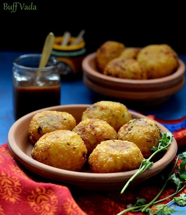 Nariyal Ki Kachori Recipe (Pan Fried Farali Aloo Vada)