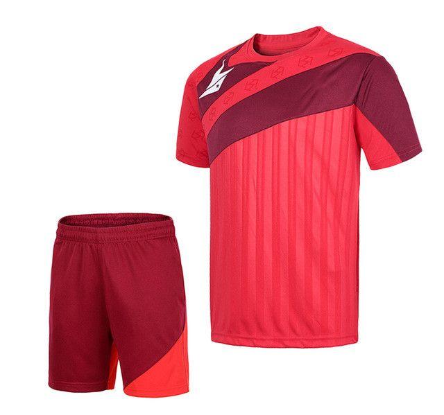Good Badminton wear set , Men / women Badminton T-shirt , Tennis sports uniform , badminton Tshirt+shorts Y2093AB