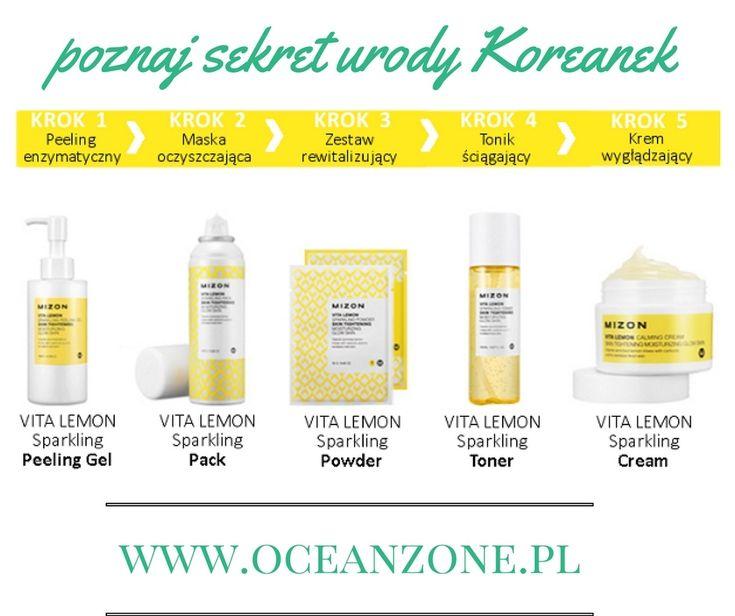 Blog - - Oceanzone MIZON cytrynowa świeżość prosto z Korei teraz w www.oceanzone.pl  #mizon #kosmetyki naturalne # uroda