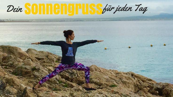 Yogalexa's liebster Sonnengruss