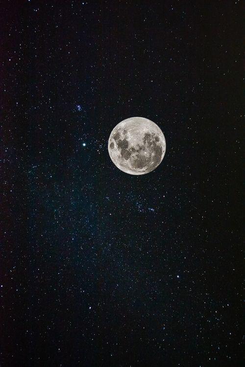 galaxies stars and moon - photo #5