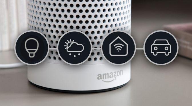 Amazon führt Routinen für Alexa ein.